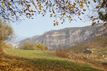 Mountains surrounding Tatev.