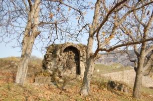 Ruins at Tatev.