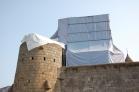 Reconstruction at Tatev.