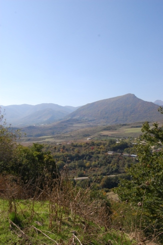 Azokh village.