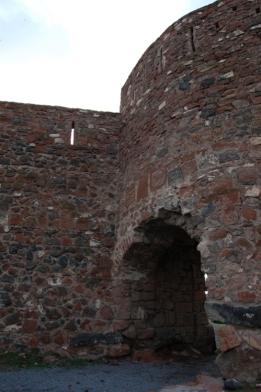 Main gate.